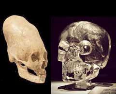 Strange Skulls
