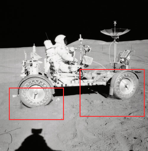 conspiracy behind 1967 moon landing - photo #13