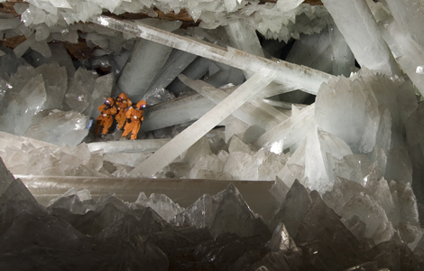 Largest natural crystals ever found