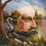 Amazing Illusions by Oleg Shuplyak