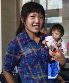 A THREE Year Old Girl Could Be The Worlds Smallest After She Stopped Growing At Just 54 Cm Tall