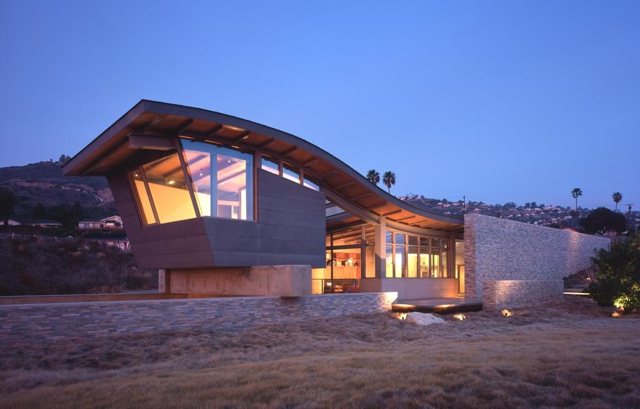 Californian-house