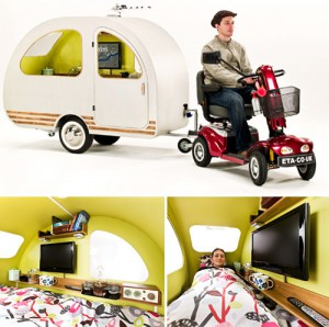 QTvan-Mini-Camper-Trailer-Designed-For-Use-With-Electric