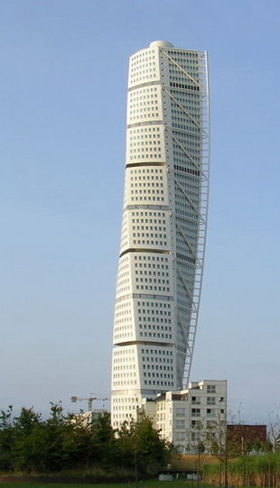Turning_Torso- Sweden