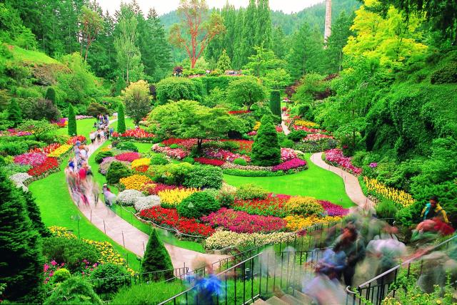 butchart_gardens- CANADA