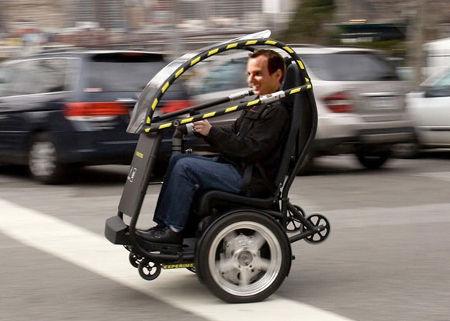gob segway car
