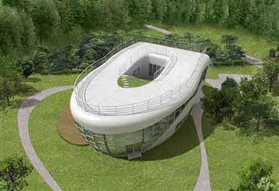 toilet house