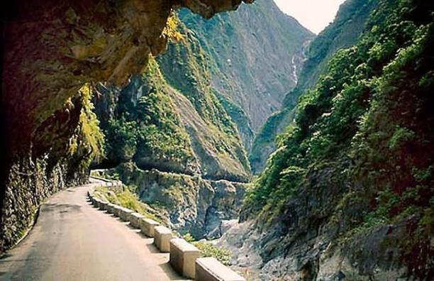 Taroko Gorge Road, Tajwan