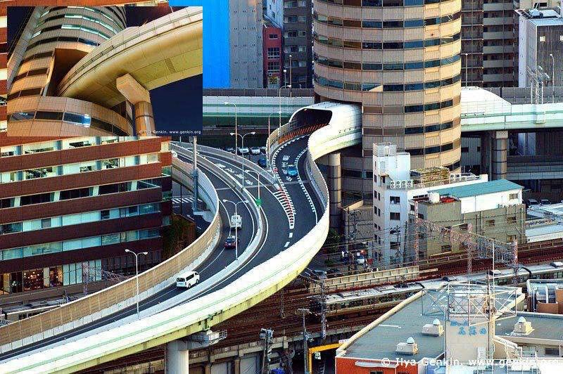 road osaka japan