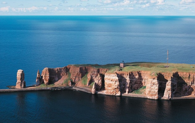 Helgoland Island Germany