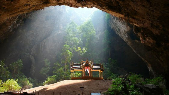 Khao-Sam-Roi-Yot National Park in Thailand.2