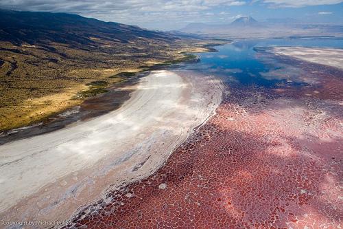 Lake Natron in Tanzania.3