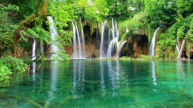 Plitvice Lakes in Croatia.1