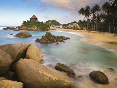 Tayrona-National-Park-in-Colombia.