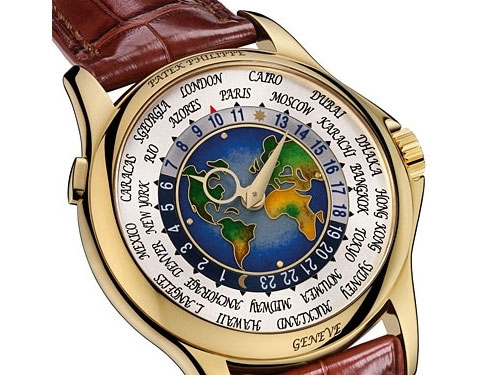 most-expensive-watch-Patek-Philippes-Platinum-World-Time
