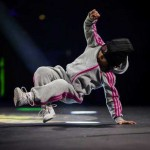 Amazing 6 year old breakdancer