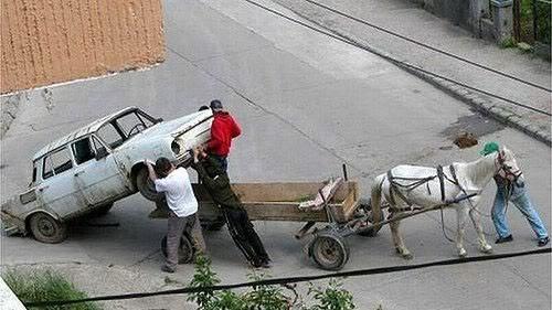 bad transport