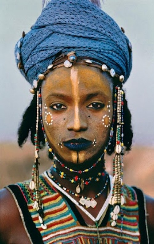 African Tribal Women African tribal women hair