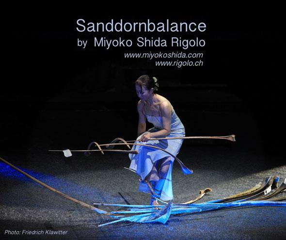 Miyoko Shida Rigolo Sanddornbalance Performance