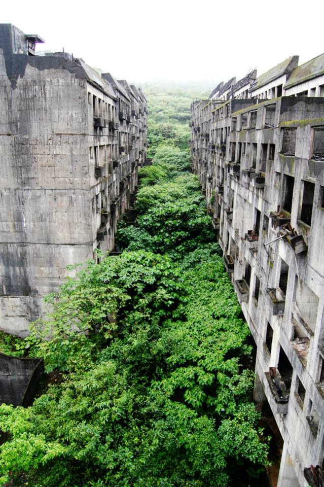 Abandoned CITYKeelung Taiwan