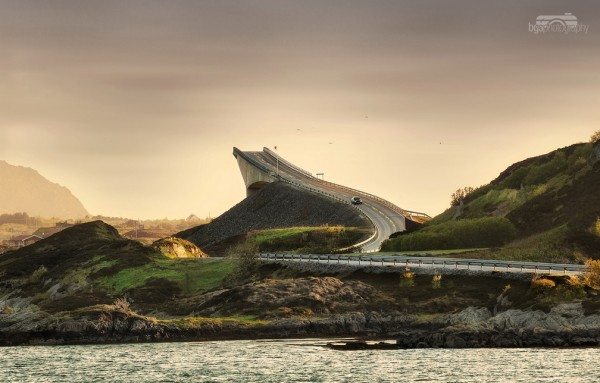 atlantic road trip