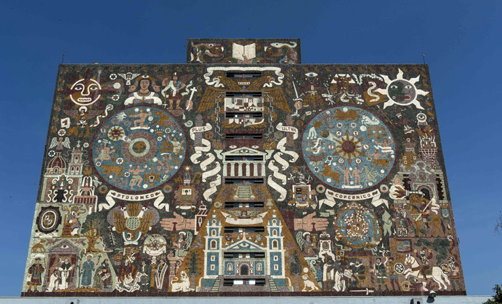 ibrary-mexico City